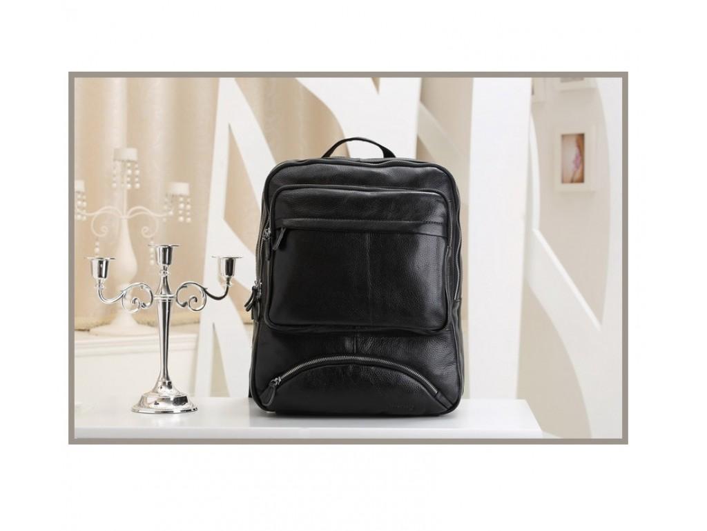 Рюкзак кожаный TIDING BAG T3102 - Royalbag