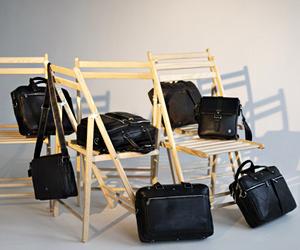 кожаные мужские сумки