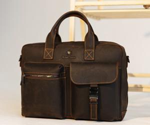 мужская матовая сумка